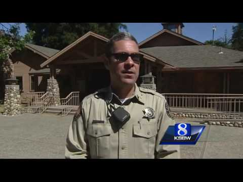 Big Sur bouncing back, Pfeiffer Big Sur State Park reopens