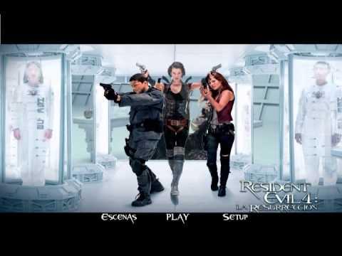 Download Menú Dinámico Resident Evil Afterlife