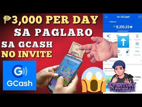 PAANO KUMITA NG ₱3000 PER DAY SA GCASH 2020 |LATEST NO INVITE 2020| HOW TO MAKE MONEY ON GCASH 2020