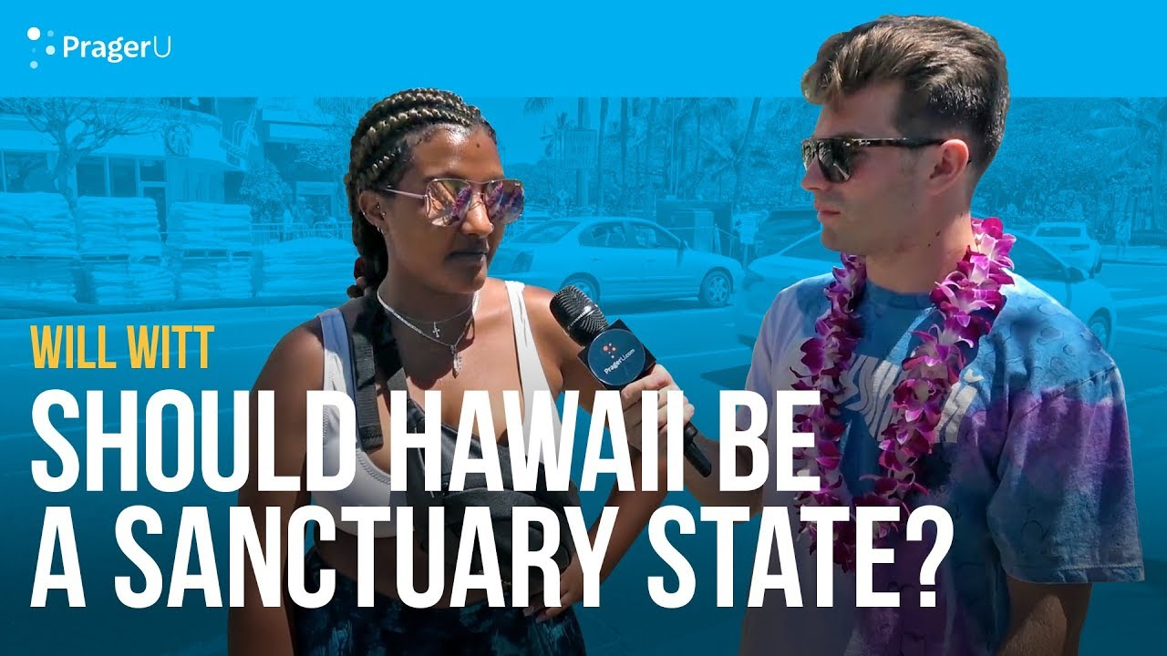 Should Hawaii be a Sanctuary State?