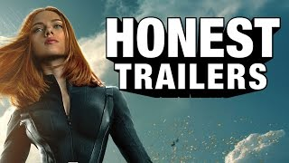 Honest Trailers - Captain America: The Winter Soldier thumbnail