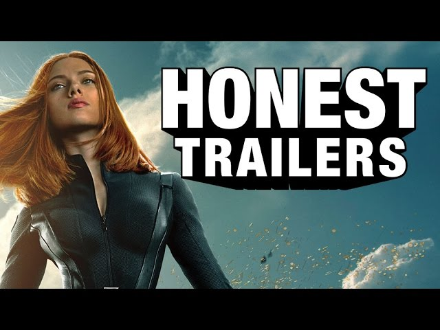 Honest Trailers Captain America The Winter Soldier