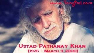 Ustad Pathanay Khan