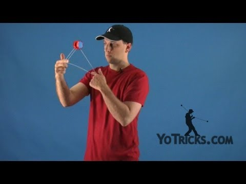 Learn how to do the Pop N' Fresh Yoyo Trick
