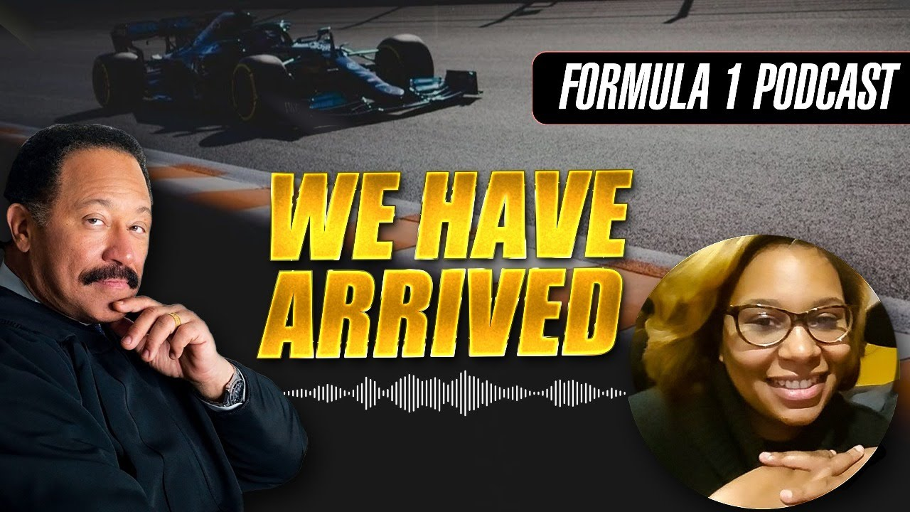 Download Ep 5: Does Formula 1 Have A Diversity Problem?  And The Great White Hope | We Have Arrived Podcast
