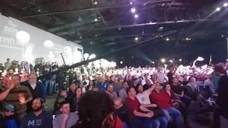 כנס פעילים, מפלגת זהות, האנגר 11 תל אביב