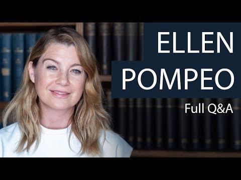Ellen Pompeo | Full Q&A | Oxford Union