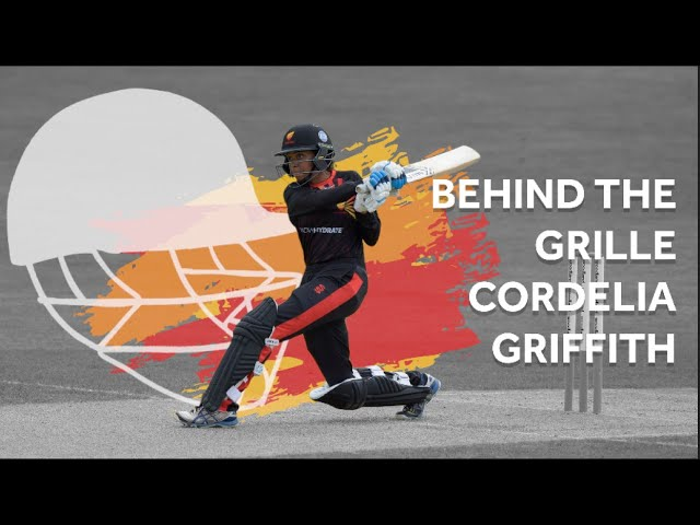 BEHIND THE GRILLE WITH CORDELIA GRIFFITH - Ep 2