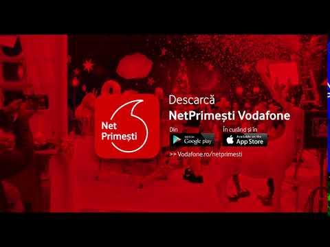 Cartela Vodafone - Craciun 6s #1