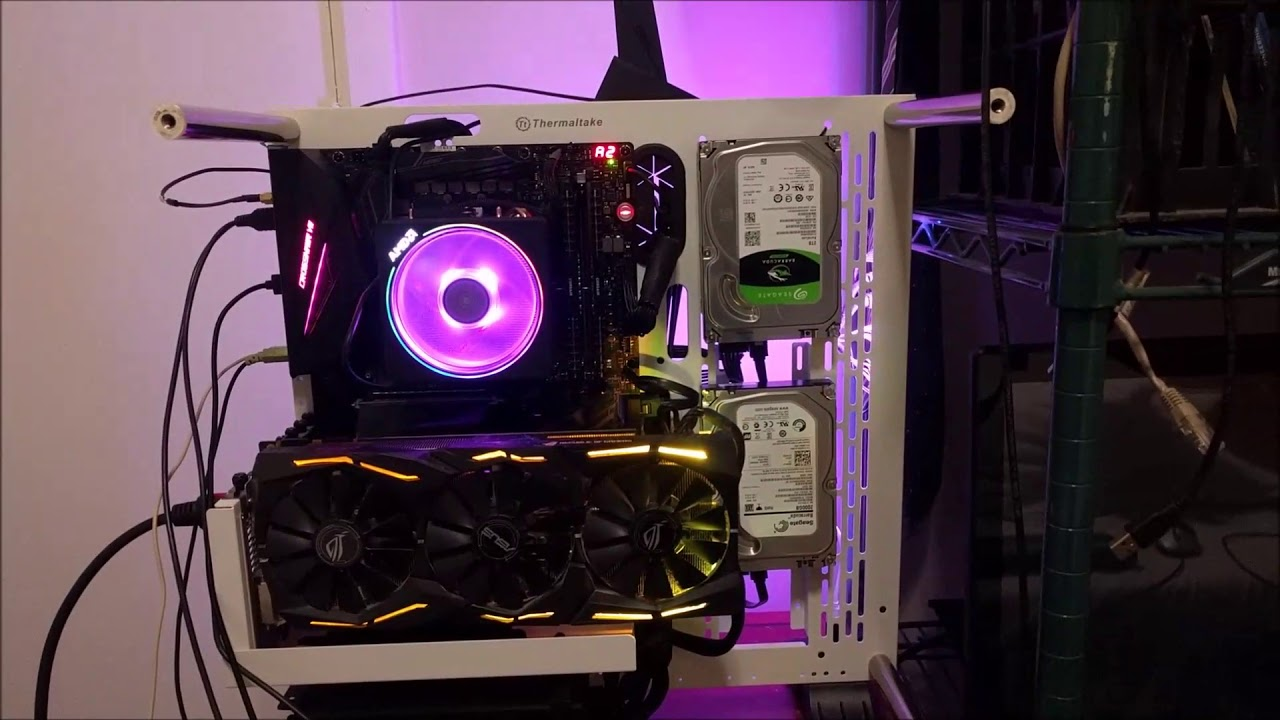 ASUS Crosshair X470 Hero  Disappointing at first but now Wow