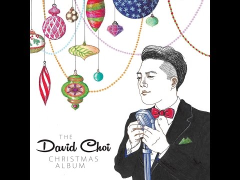 David Choi - The First Noel [LYRIC VIDEO]