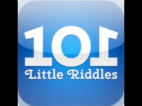 101 Little Riddles - Level 4 Answers