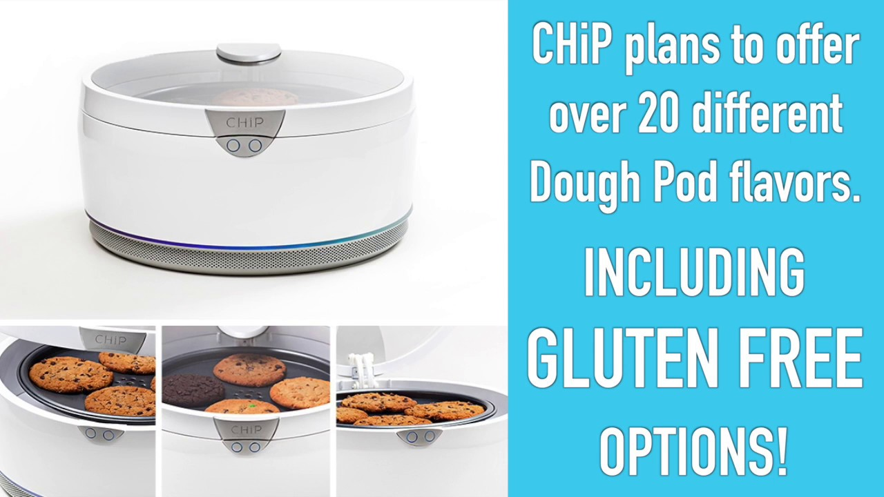 This automated cookie machine is basically an Easy Bake Oven for ...