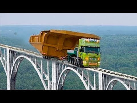 LOS CONDUCTORES MÁS LOCOS E INCREÍBLES DEL MUNDO | THE MOST INCREDIBLE DRIVERS IN THE WORLD