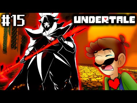 UNDERTALE - Part 15 - I DON'T WANT TO FIGHT!