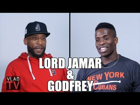 Lord Jamar & Godfrey on Cardi B, Kanye, Nas, Black Thought Full