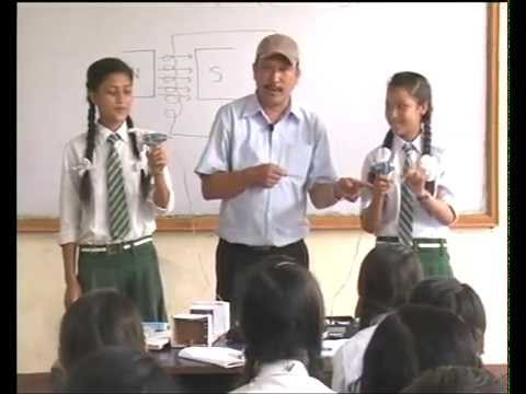 Class10- Scince -Electricity & Magnetism - Teaching Method -NCED - Nepal Education Goverment