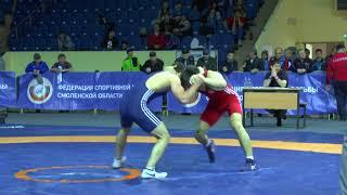 Монгуш Кежик (Тыва) - Батырбиев Ибадула (Дагестан)