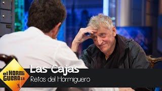 Pablo Motos se enfrenta a Enrique San Francisco en el juego de las cajas - El Hormiguero 3.0