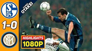 Скачать Шальке Интер 1 0 Обзор Матча Финал Кубок Уефа Лиги Европы 07 05 1997 HD