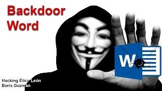 ► Payload en Documento de Word | ps1encode | HEL