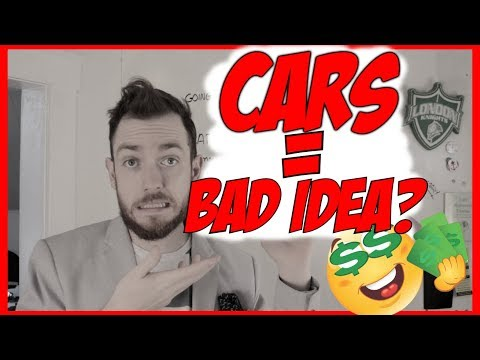 Going Car Free? Tips for Living Car Free Lifestyle - Is Buying a Car a Bad Idea?