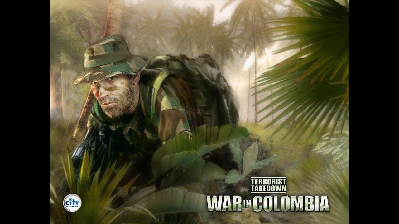 Скачать Торрент War In Colombia - фото 5
