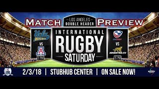 Americas Rugby Championship: USA Eagles V. Argentina XV Preview | The Hook 18