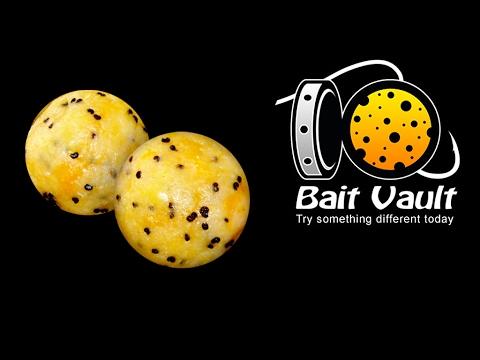How To Make Poppy Corn Boilies - Carp Bait Recipe