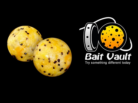 How To Make Poppy Corn Boilies - Carp Bait Recipe