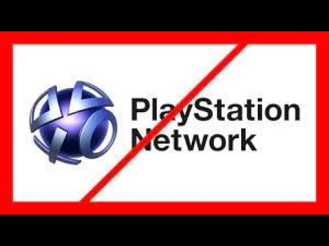 PlayStation Network was down globally for over an hour
