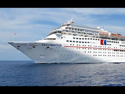 Carnival Fascination | Ship Tour | Travel VLOG | March 2018