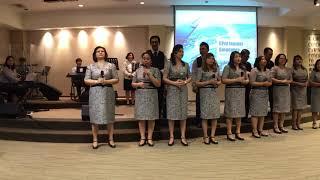 Gambar cover #3 Yobel Choir Ministry @ GPdI Singapore 05/08/18