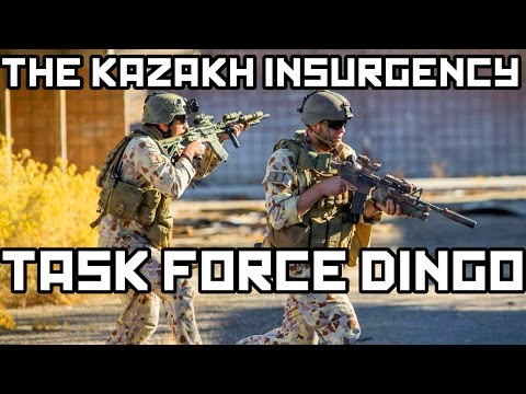 Milsim West The Kazakh Insurgency: Task Force Dingo (KWA RM4A1 ERG)