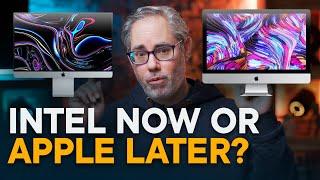 Intel Mac Now vs. Apple Silicon Mac Later — FIGHT!