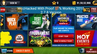 How to Download Hack Modded Version WCC2 MOD APK Unlimited Coins All things Unlocked Hack Version