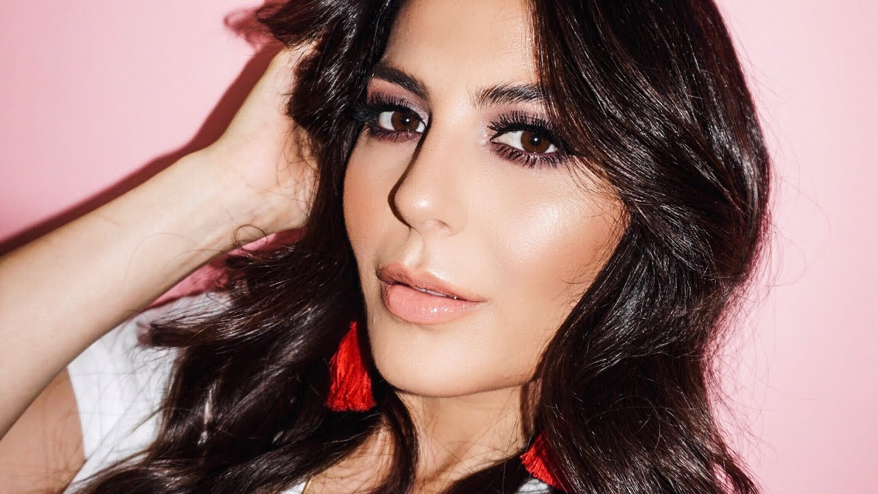 MAKEUP FOR BROWN EYES   Sona Gasparian - YouTube