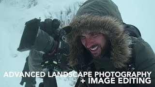TRAILER 📷Advanced LANDSCAPE PHOTOGRAPHY + Image Editing Course