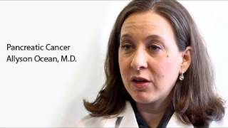 Pancreatic Cancer - Dr. Allyson