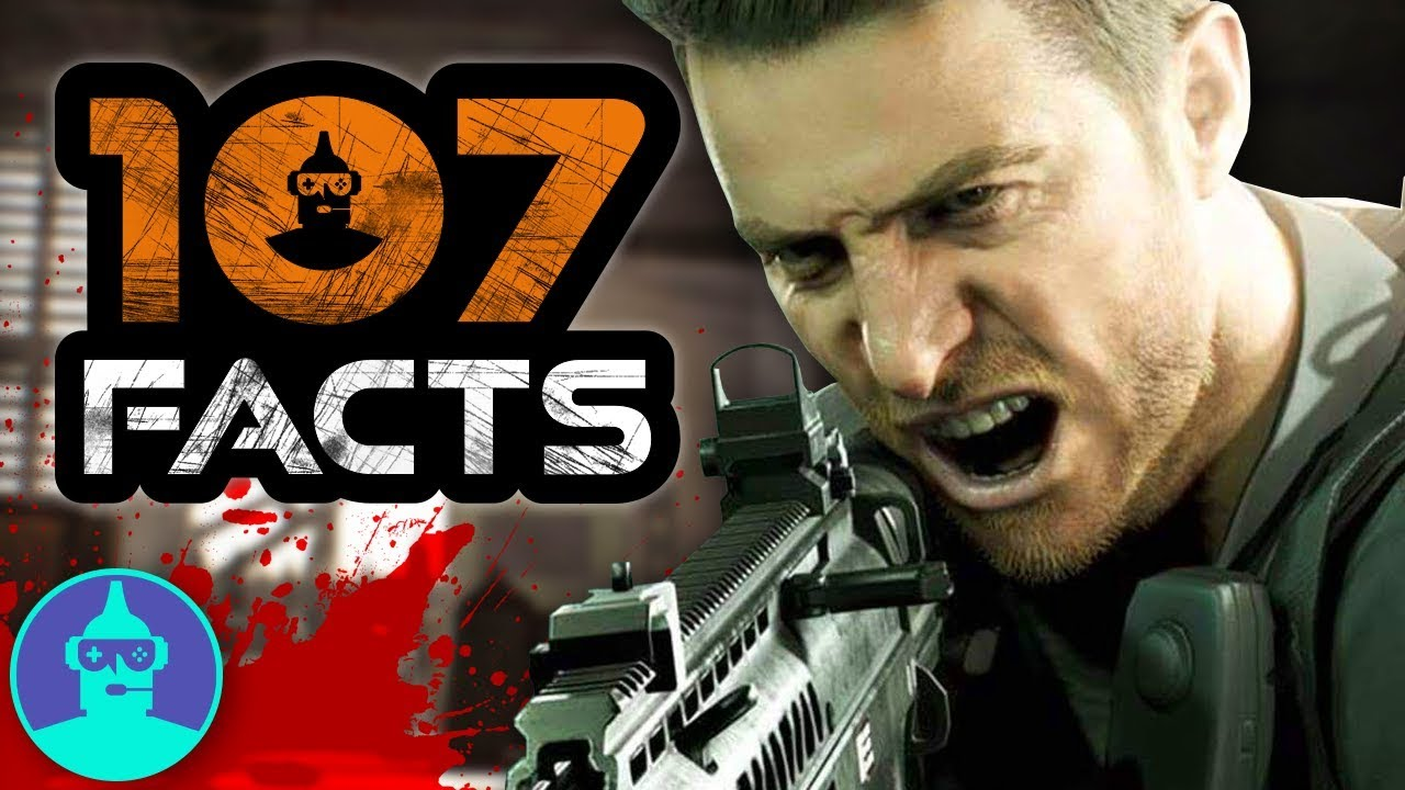 107 resident evil 7 biohazard facts you should know the leaderboard youtube. Black Bedroom Furniture Sets. Home Design Ideas