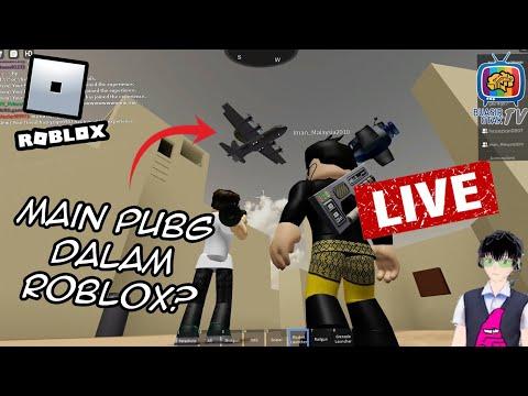 Roblox - Main PUBG dalam Roblox LIVE