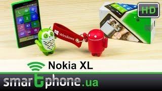 Nokia XL - Обзор. Первый 2-SIM смартфон Нокиа на Android.