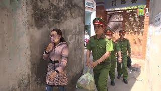 Bắt đối tượng nữ giới - 8x trộm cắp ở hàng loạt cửa hàng vàng tại Quảng Ngãi | Nhật ký 141