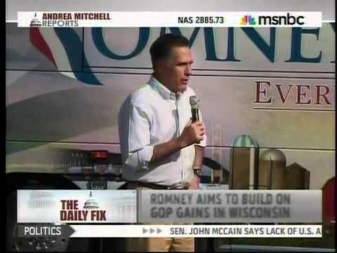 Mitt Romney Is Amazed By WaWa
