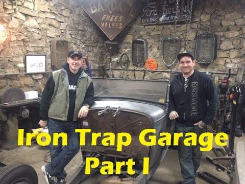 Iron Trap Garage - The Interview Part I