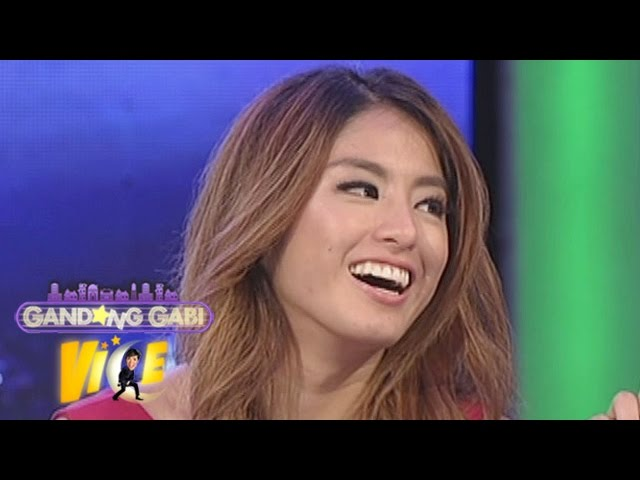 GGV: Gretchen gets jealous