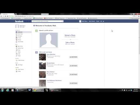 How to find my facebook id and password