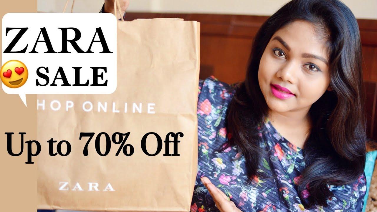 31828781 ZARA HAUL   Zara Sale Shopping Try On Haul   India   Neetu K