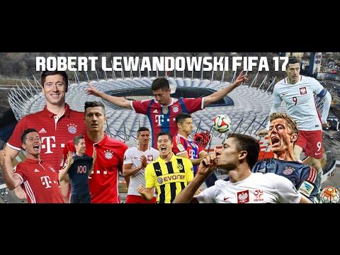 Fifa 17 best options for lewandowski