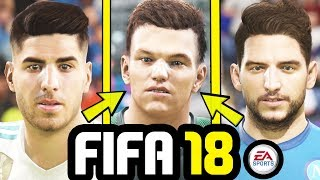 SECRET NEW FACE ADDED TO FIFA 18 YOU MISSED - FIFA 18 Update (June 2018)